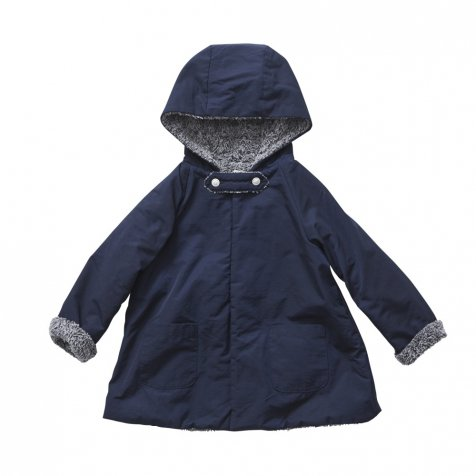 forest coat navy