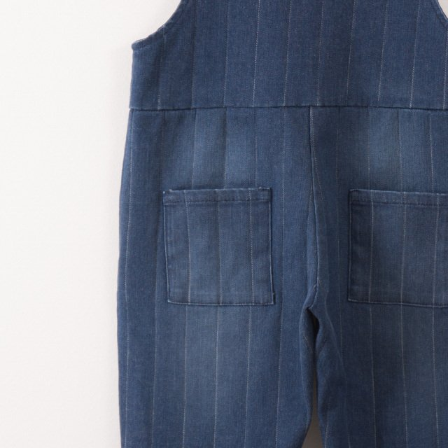 【MORE SALE 40%OFF】2017AW No.217065 Denim baggy overall img4
