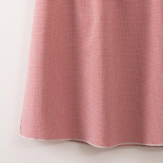 【50%OFF】2017AW No.217078 Long Flared Skirt Vichy img2