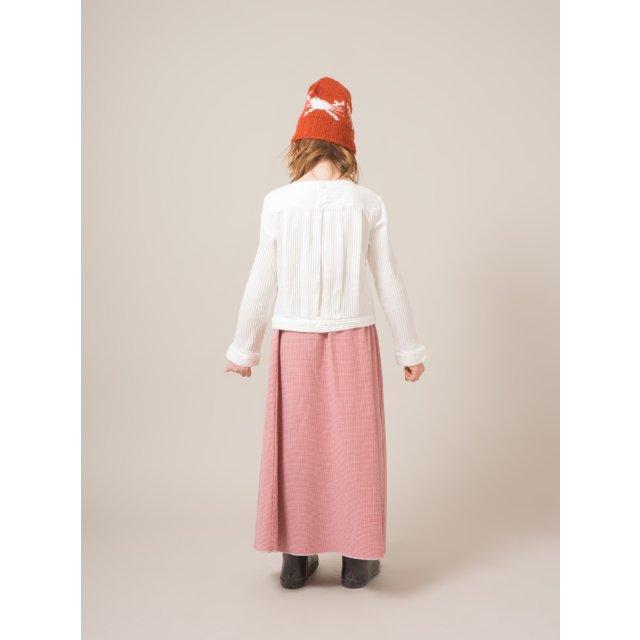 【50%OFF】2017AW No.217078 Long Flared Skirt Vichy img4