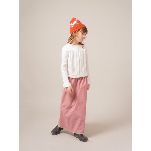 【50%OFF】2017AW No.217078 Long Flared Skirt Vichy img5
