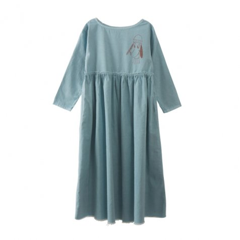 【SALE 30%OFF】2017AW No.217094 Princess Dress Loup Embr.