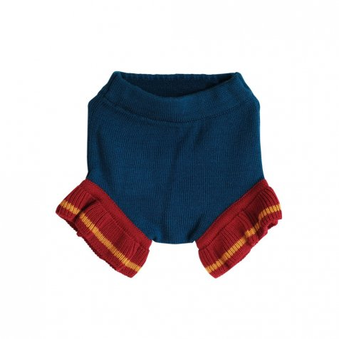 【WINTER SALE 50%OFF】WOLF & RITA MARTINA Shorts BLUE