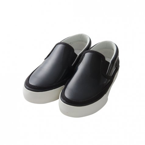 【B品販売50%OFF】Slip-on BLACK