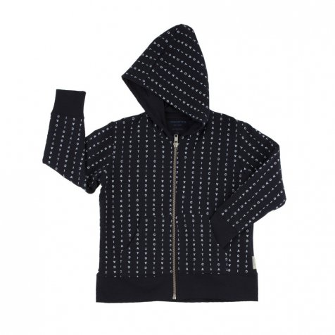 【入荷前ご予約販売-1st】No.087 alphabet soup fleece hoody