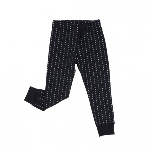 【SALE 30%OFF】No.088 alphabet soup fleece sweatpant