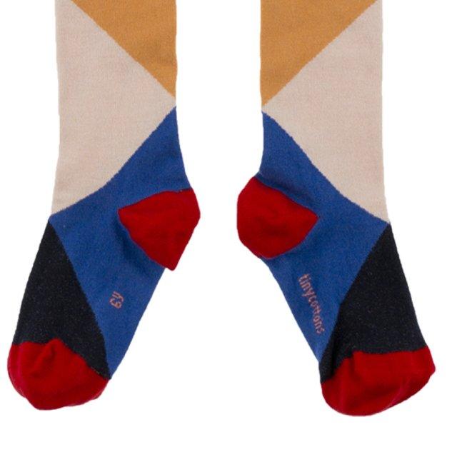 【MORE SALE 40%OFF】No.278 geometric high socks img2