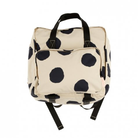 No.414 pom poms backpack