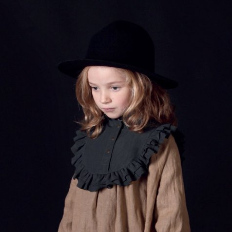 【SALE 30%OFF】Baby Lucia's Pretty Collar SLATE