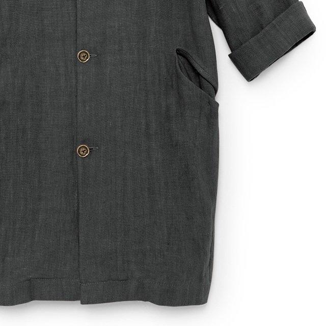 【MORE SALE 40%OFF】Noahn's Overcoat SLATE img2