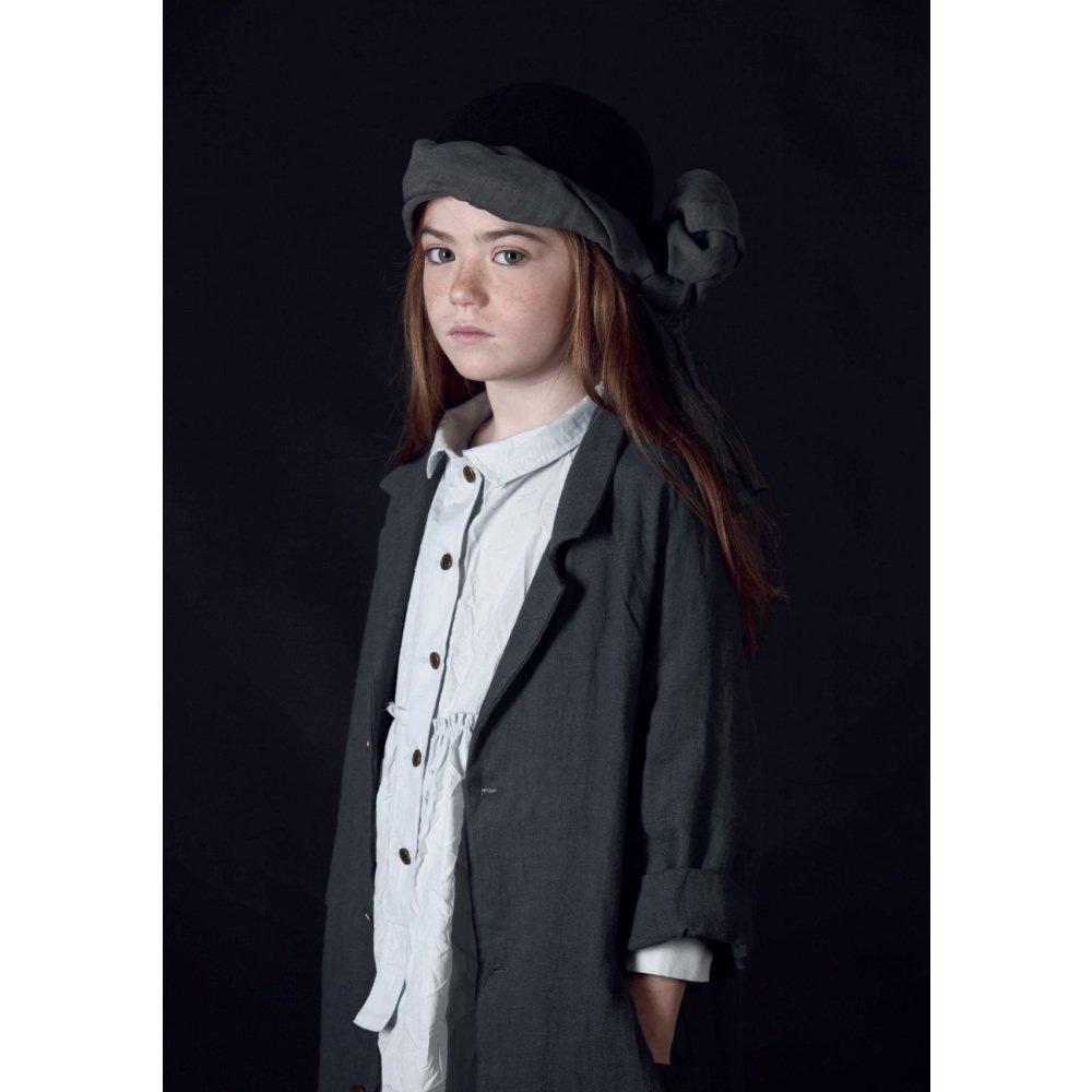 【MORE SALE 40%OFF】Noahn's Overcoat SLATE img4