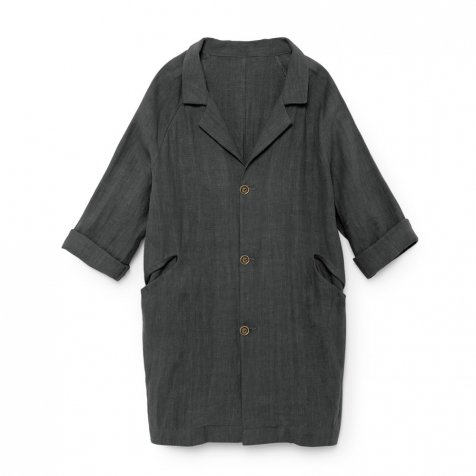 【MORE SALE 40%OFF】Noahn's Overcoat SLATE