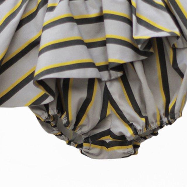 【60%OFF】ELINA BB SHORT Striped print img1