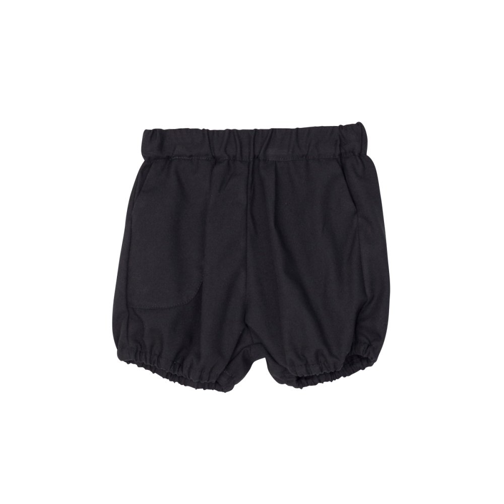 【MORE SALE 50%OFF】APOLO SHORT Black img