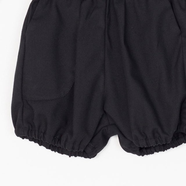 【MORE SALE 50%OFF】APOLO SHORT Black img1