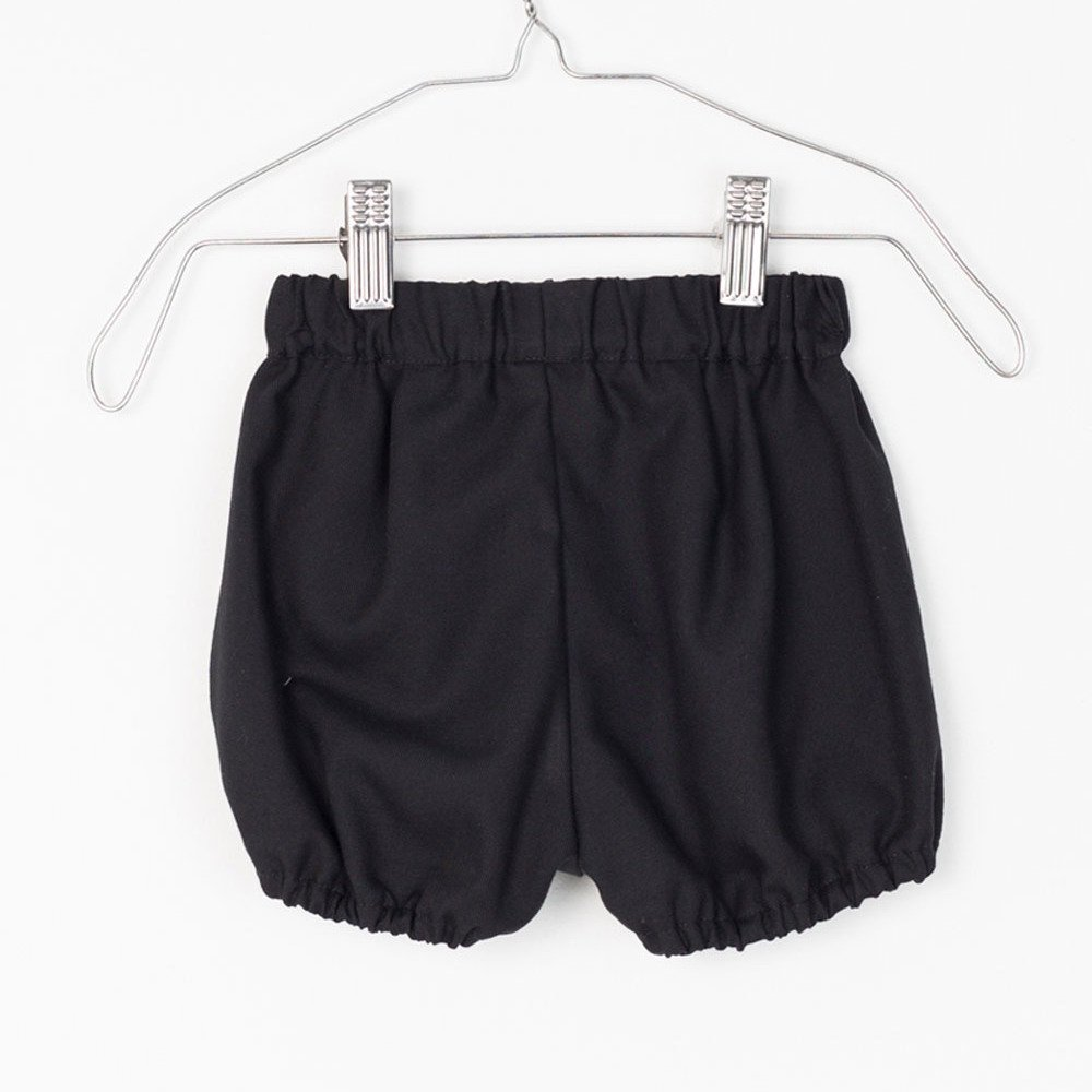 【SALE 40%OFF】APOLO SHORT Black img2