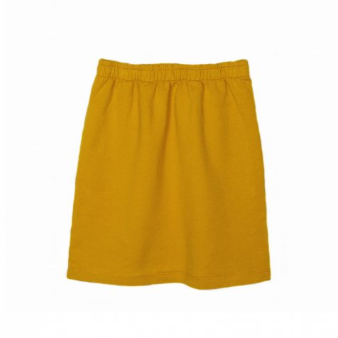 【MORE SALE 40%OFF】JOLI Fleece Skirt Safran