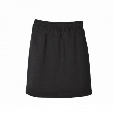 【MORE SALE 40%OFF】JOLI Fleece Skirt Carbone