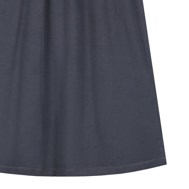 【SALE 30%OFF】L/S Long Dress Night Blue img2
