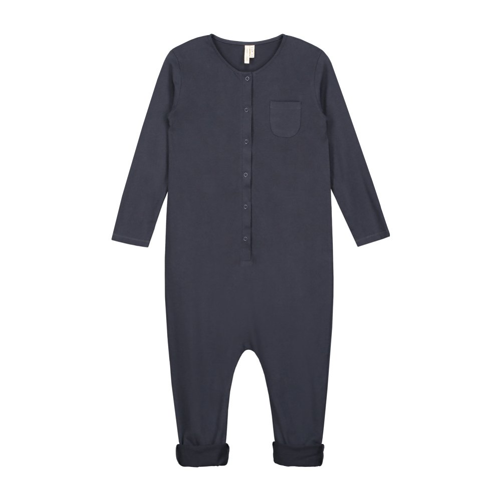L/S Playsuit Night Blue img