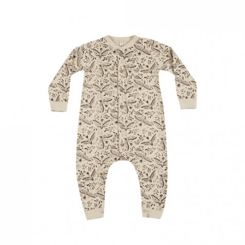 【MORE SALE 40%OFF】longsleeve jumpsuit folk birds
