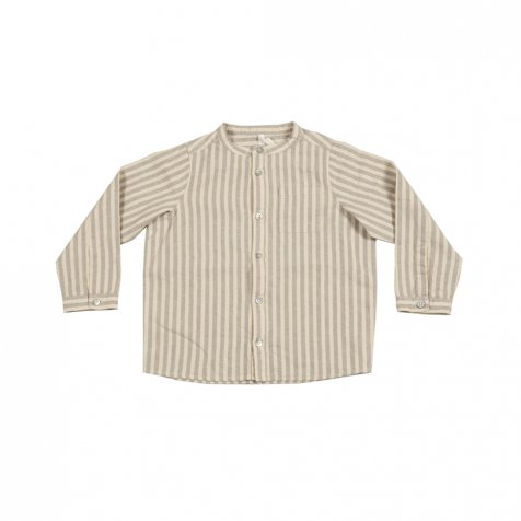 【SALE 30%OFF】pocketed shirt stripe