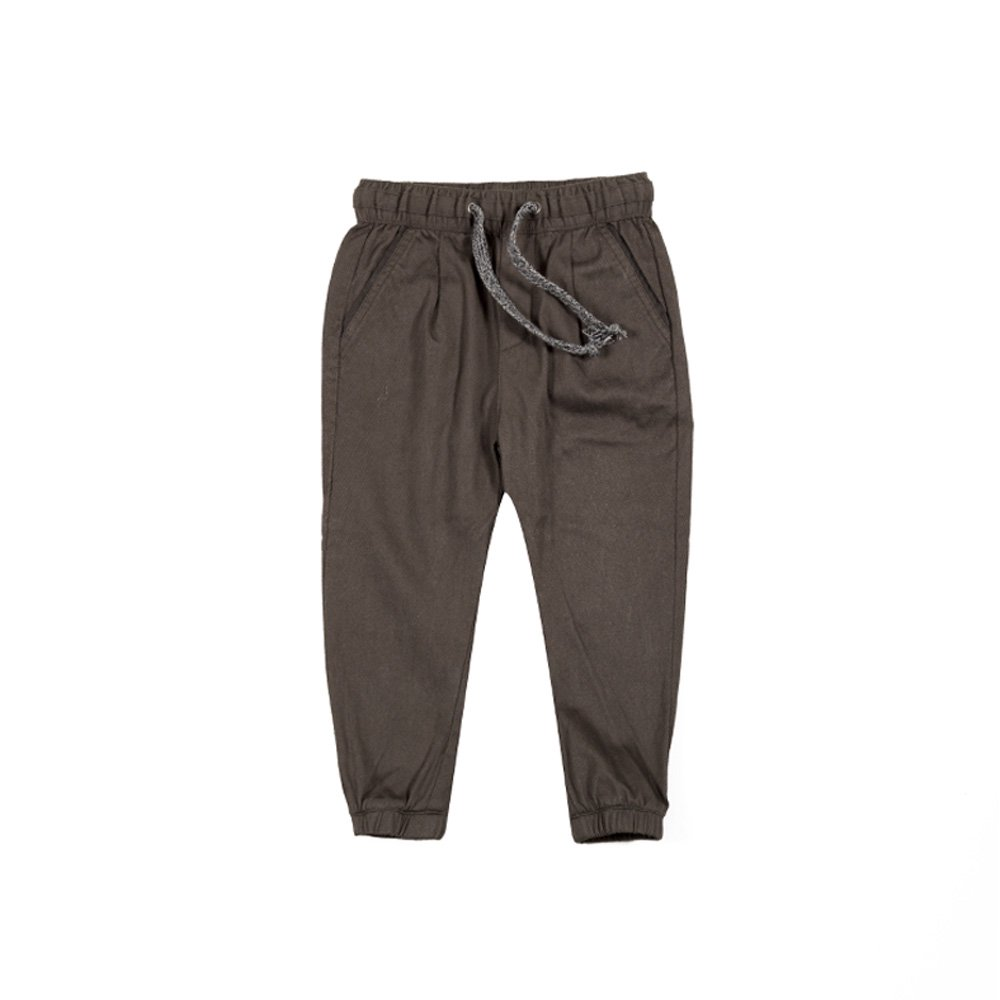 【MORE SALE 40%OFF】beau pant charcoal img