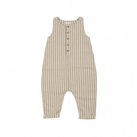 【SALE 30%OFF】sleeveless jumpsuit stripe