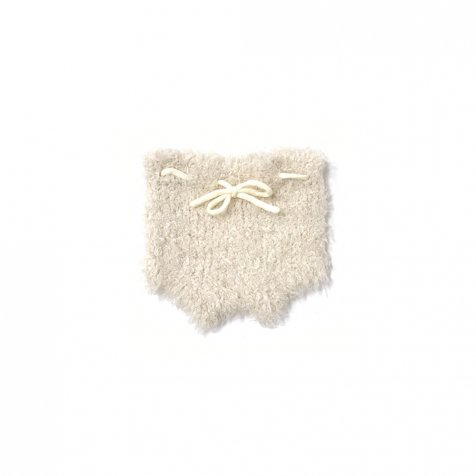 【MORE SALE 40%OFF】knit bloomer furry