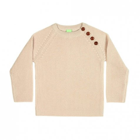 【MORE SALE 40%OFF】1817 AW Sweater rib ecru