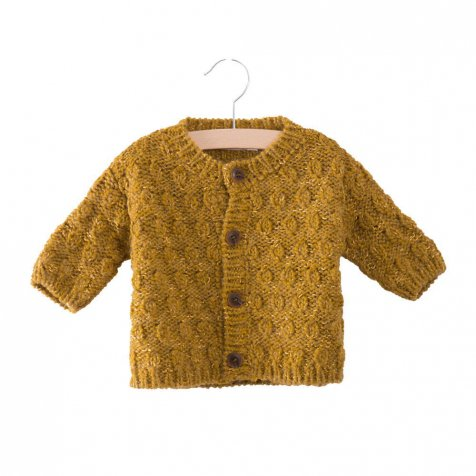 2017AW No.217224 Octopus baby knitted Cardigan