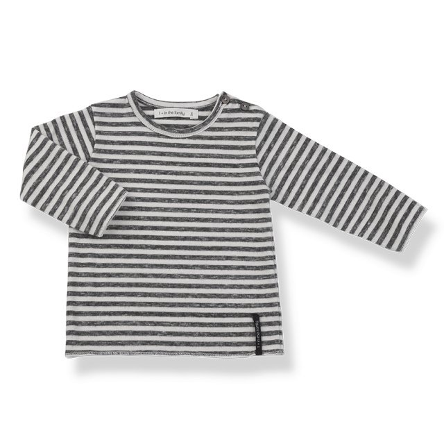 【MORE SALE 40%OFF】YAGO t-shirt ANTHRACITE  img