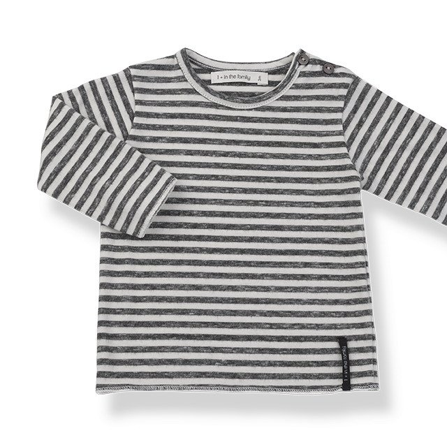 【MORE SALE 40%OFF】YAGO t-shirt ANTHRACITE  img1