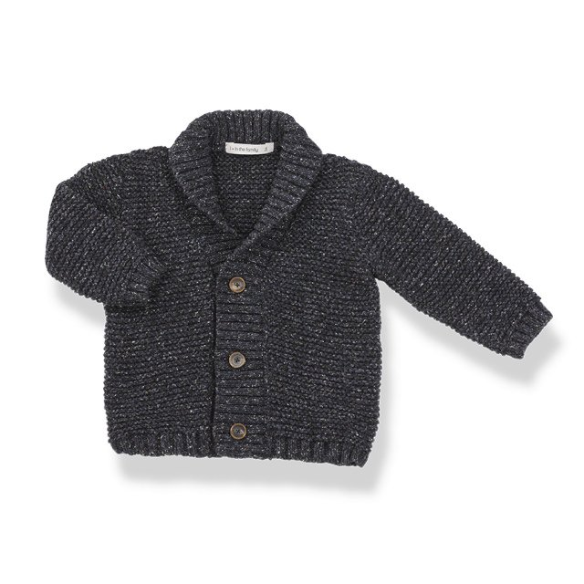 【MORE SALE 40%OFF】CLEMENTE cardigan BLUE img