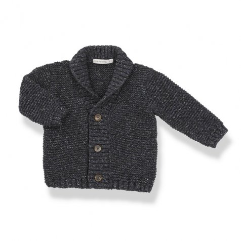【SALE 30%OFF】CLEMENTE cardigan BLUE