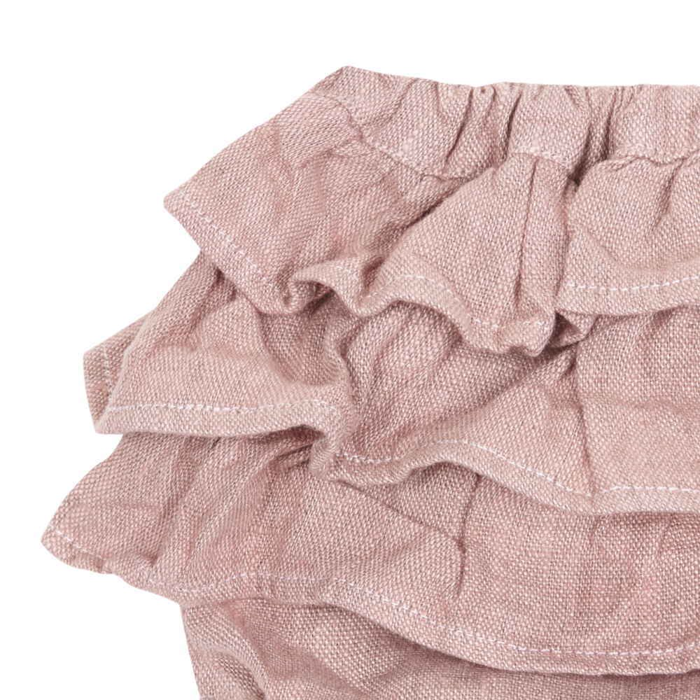 【MORE SALE 40%OFF】FOLKLORE BLOOMER Pink img2