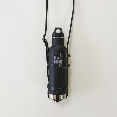 leather bottle strap for klean kanteen / long レザーボトルストラップ