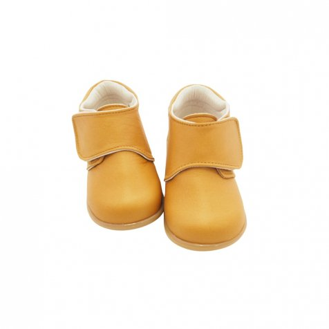 【MORE SALE 40%OFF】Baby Bootie CAMEL