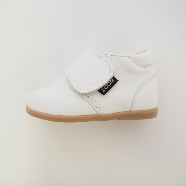 【MORE SALE 40%OFF】Baby Bootie WHITE img1
