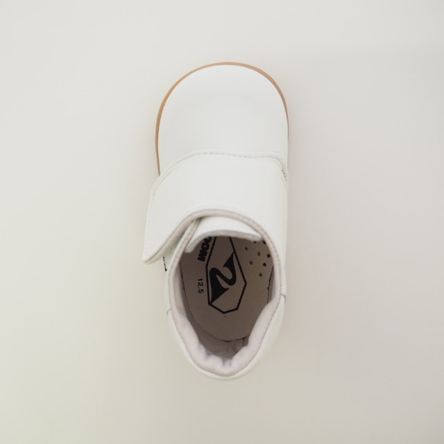 【MORE SALE 40%OFF】Baby Bootie WHITE img2