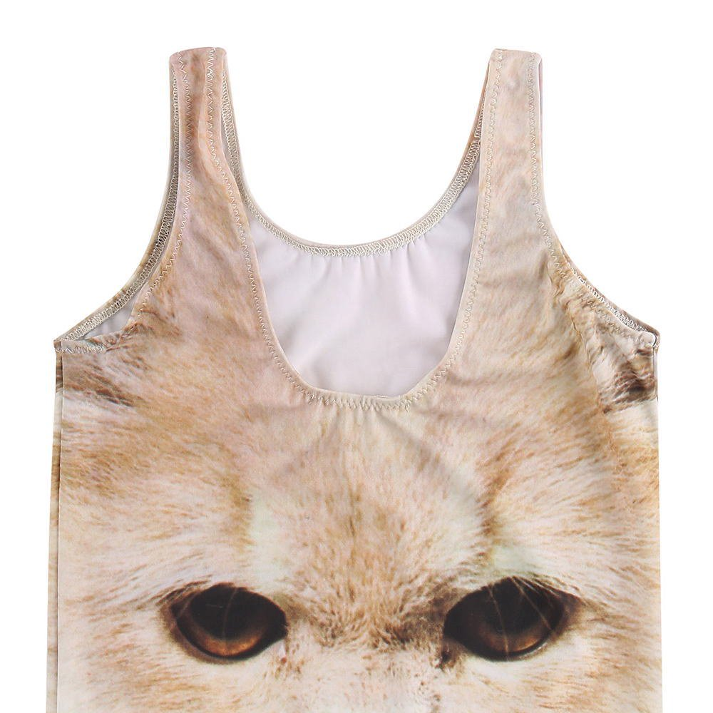 【MORE SALE 40%OFF】SWIMSUIT CAT img4