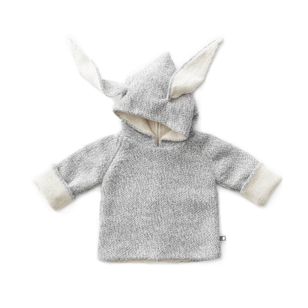 【MORE SALE 40%OFF】Animal Hoodie rabbit img