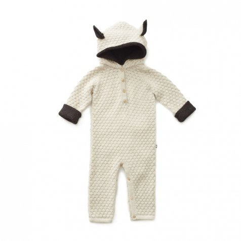 Animal Hooded Jumper sheep