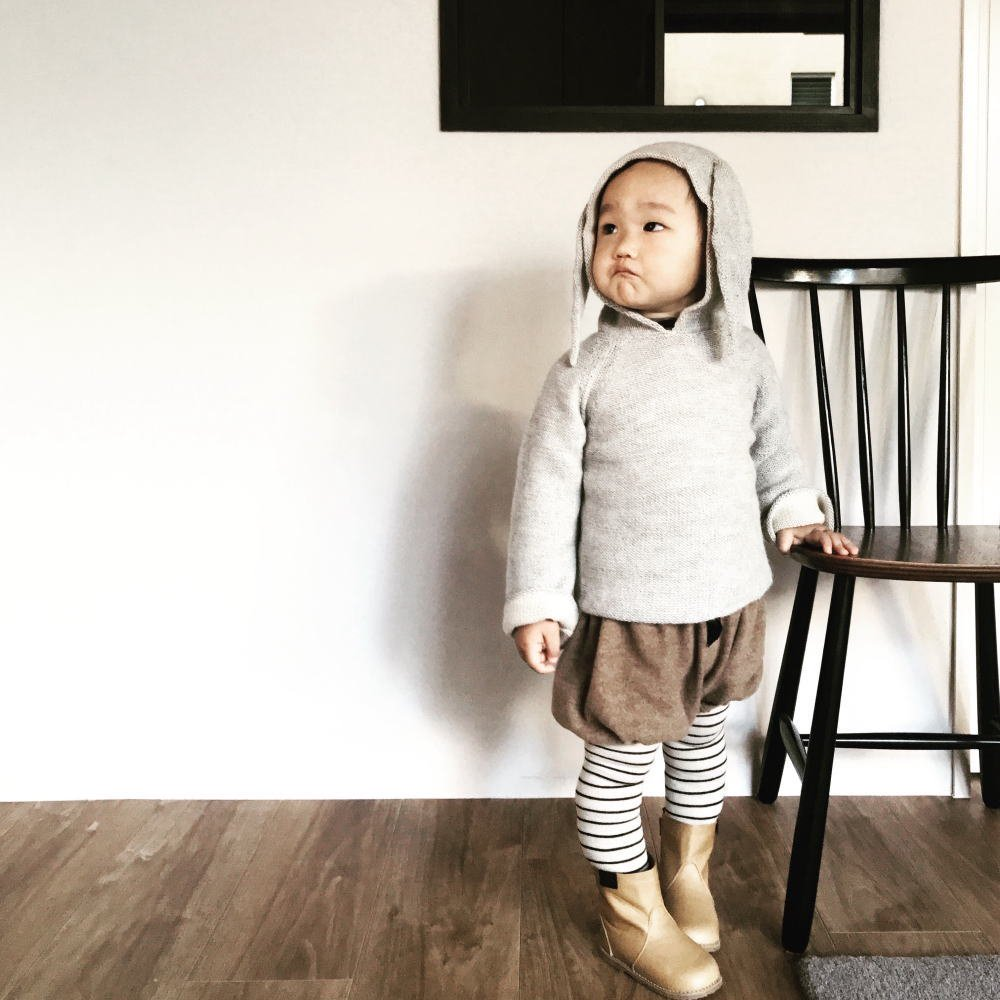 【WINTER SALE 50%OFF】Baby Pecos CAMEL img4