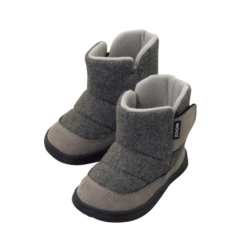 【MORE SALE 40%OFF】Vercro Boots GRAY img