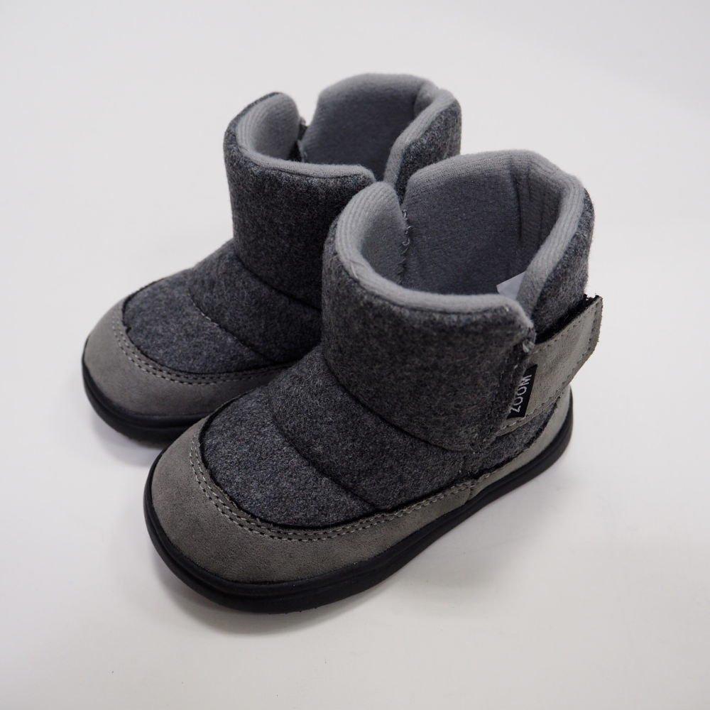 【MORE SALE 40%OFF】Vercro Boots GRAY img2