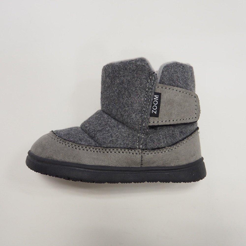 【MORE SALE 40%OFF】Vercro Boots GRAY img3