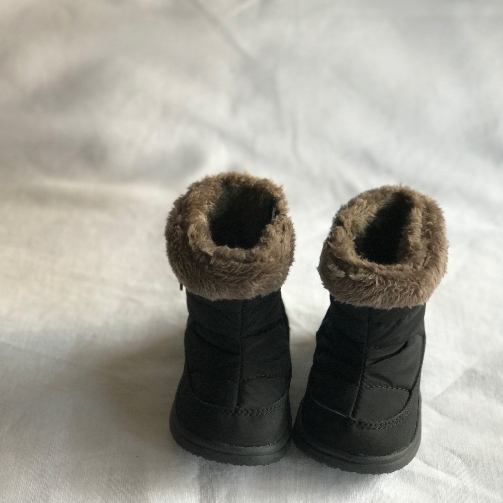 Snow Boots BLACK img1