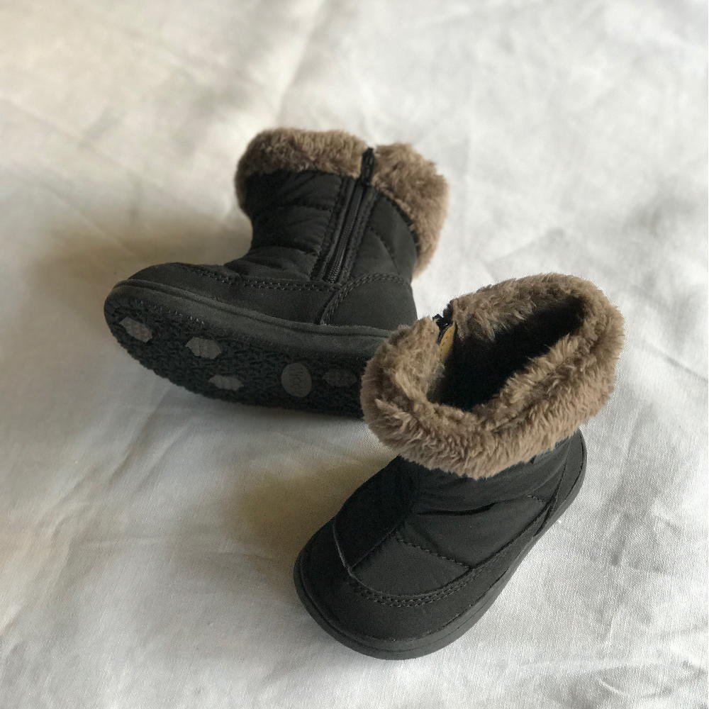 Snow Boots BLACK img2