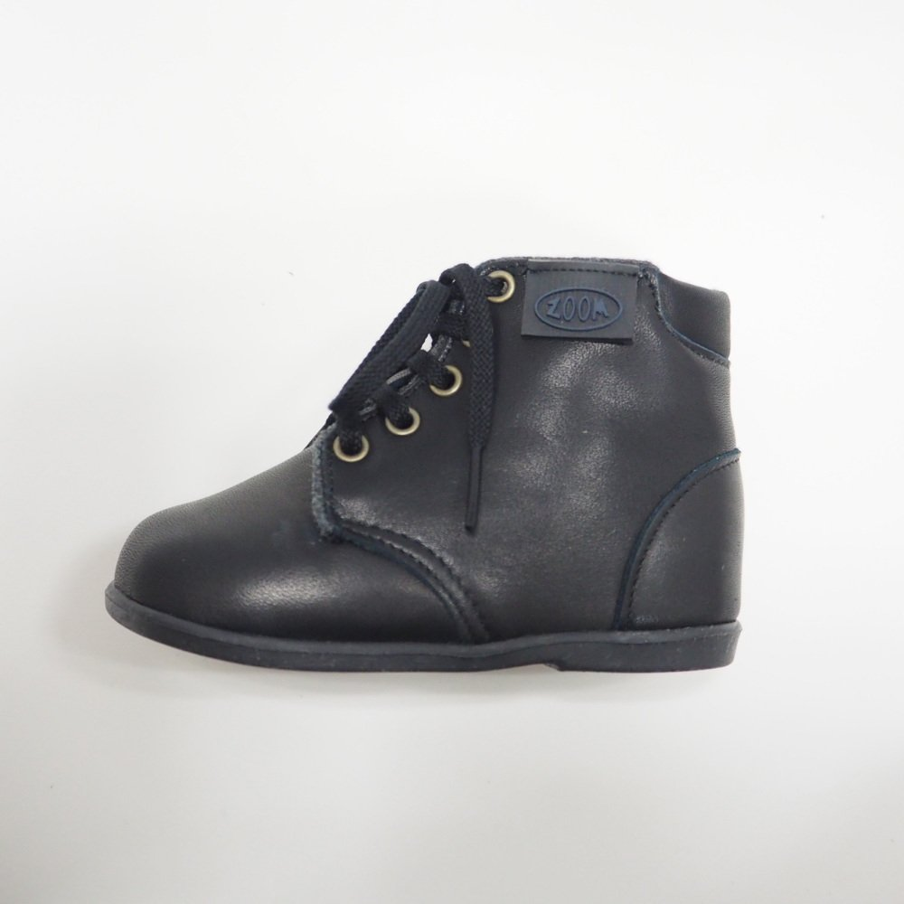 【MORE SALE 40%OFF】Lace up Boots BLACK img3